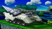 Landmaster Wii U