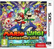 Mario & Luigi Superstar Saga Scagnozzi di Bowser - Boxart ITA
