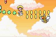 Fiorfalla Screenshot - Yoshi's Island