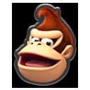 Donkey Kong Icona - Mario Kart 8
