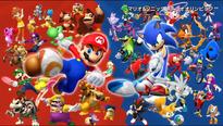 Artwork Mario & Sonic ai Giochi Olimpici di Rio 2016