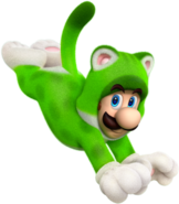 Luigi Gatto - Super Mario 3D World