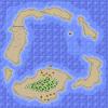 Spiaggia Koopa 1 Mappa - SMK