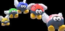 Coccinella Volante - Super Mario 3D World