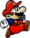 Mario Artwork SMB2