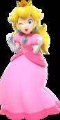 Peach Artwork - Super Mario Party