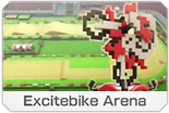 Arena Excitibike Icona MK8