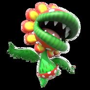 Pipino Piranha Artwork - Mario Party Star Rush