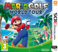 Copertina Mario Golf World Tour