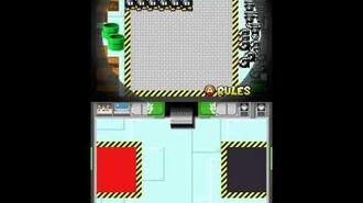 Super Mario 64 DS MINI GAMES with Mario