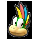 Lemmy Icona - Mario Kart 8