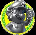 Metal Mario MTO