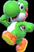 Yoshi Artwork - Mario Party 10