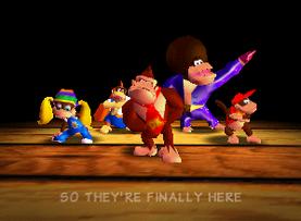 DK64 DK Rap