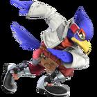 Falco Artwork - Super Smash Bros. per Nintendo 3DS e Wii U