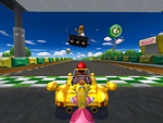 Kart Trionfo Mario e Peach