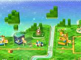 Mondo 1 (Super Mario 3D World)