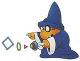 Magikoopa - Super Mario World