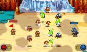 Battaglia scagnozzi Screenshot - Mario & Luigi Superstar Saga Scagnozzi di Bowser