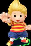 Lucas Artwork - Super Smash Bros. per Nintendo 3DS e Wii U