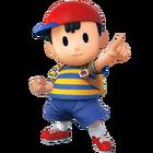 Ness Artwork - Super Smash Bros. per Nintendo 3DS e Wii U