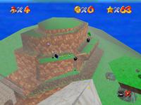 Bob-omb Battlefield 64