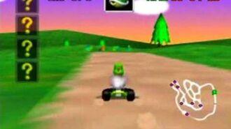 "Myles ~ Mario Kart 64 - Yoshi Valley 150CC 3lap 1'32""56"