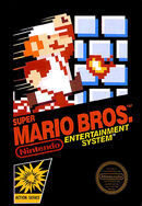 Super Mario Bros cover