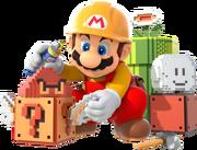 Mario Artwork1 - Super Mario Maker