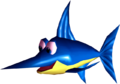 Enguarde Modello - Donkey Kong 64