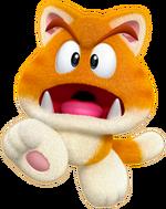 Goomba Gatto - Super Mario 3D World