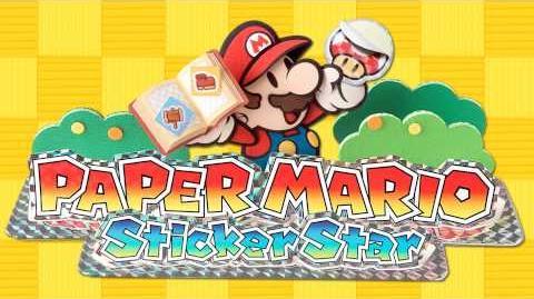 Megasparkle Goomba Battle - Paper Mario Sticker Star