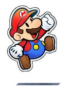 Paper Mario Artwork - M&L Paper Jam Bros.