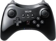 Wii U Pro Controller (nero) - Immagine