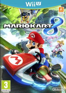Mario Kart 8 - Boxart EUR