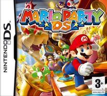 Mario Party DS - Boxart EUR