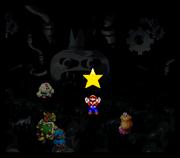 Scheggiastella Gialla Screenshot - Super Mario RPG Legend of The Seven Stars