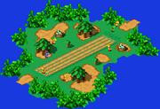 Yo'ster Isle Screenshot - Super Mario RPG Legend of the Seven Stars