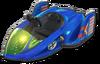 Blue Falcon MK8