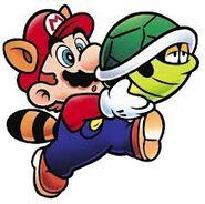 Mario Procione con Guscio Verde