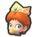 Baby Daisy Icona - Mario Kart 8