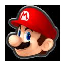 Mario Icona - Mario Kart 8