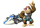 Kart Standard Funky Kong
