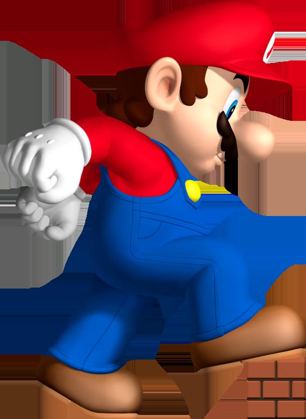 Mega Mario NSMB