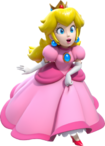 Principessa Peach - Super Mario 3D World