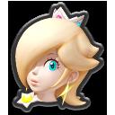 Icona selezione personaggio Rosalinda Mario Kart 8