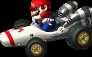 MarioKartDS- Mario alt