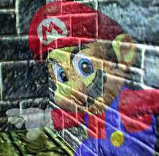 Mario Invisibile - Super Mario 64