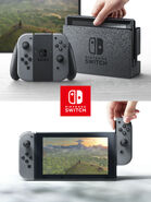 Nintendo Switch - Immagine