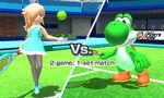Screenshot 1 Rosalinda Mario Sports Superstars